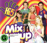 Hi-5 - Mix It Up on DVD image