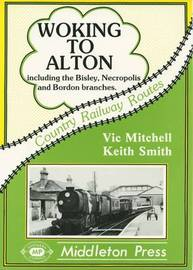Woking to Alton by Vic Mitchell image