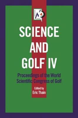 Science and Golf IV