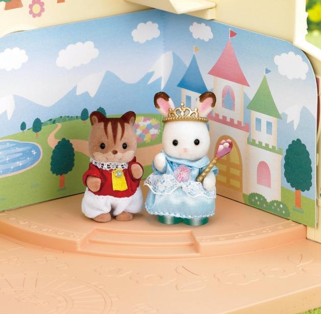 Sylvanian Families: Nursery Playset