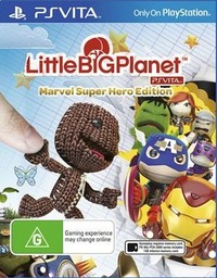 LittleBigPlanet: Marvel Super Hero Edition for PlayStation Vita