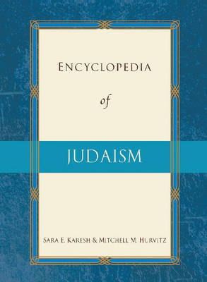 Encyclopedia of Judaism by Sara E Karesh image