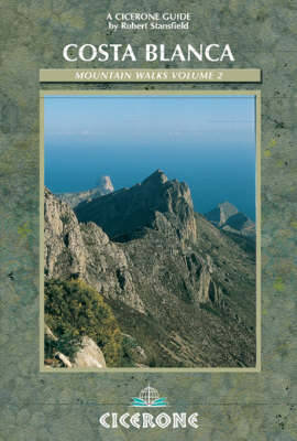 Costa Blanca Walks: Vol 1 West by Bob Stansfield