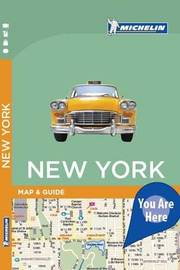 New York City - Michelin You Are Here by Michelin