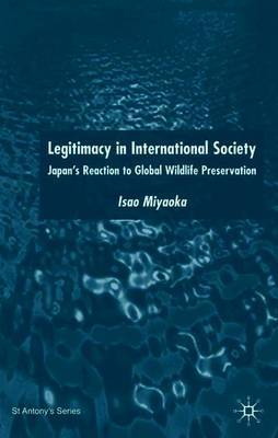 Legitimacy in International Society by Isao Miyaoka image
