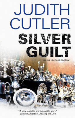 Silver Guilt by Judith Cutler image