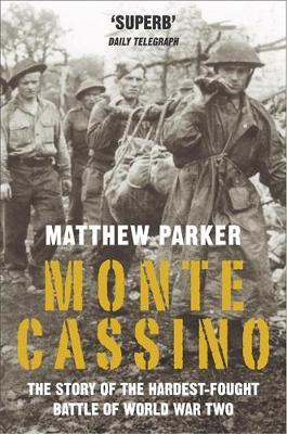 Monte Cassino by Matthew Parker image