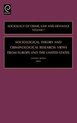 Sociological Theory and Criminological Research image
