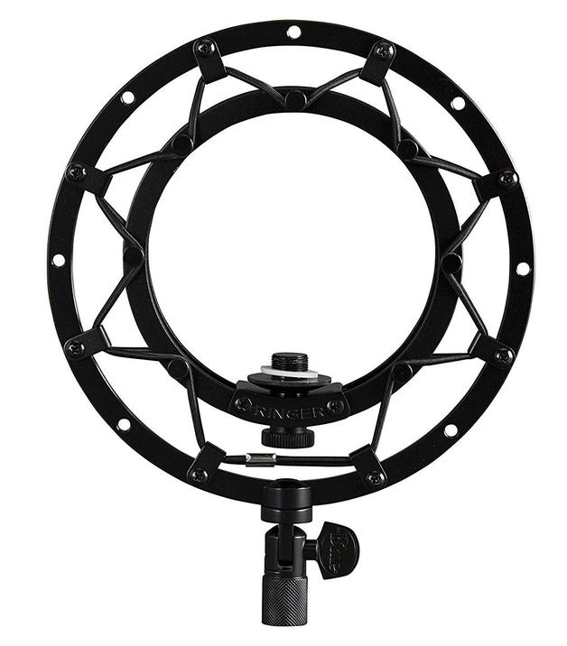 Blue Microphones Ringer Mount - Black for