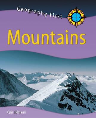 Mountains by Celia Tidmarsh
