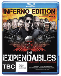 The Expendables - Inferno Edition on Blu-ray