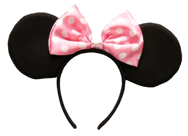 Disney: Minnie Mouse Ears - Costume Headband