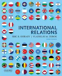 International Relations by Oxford Editor