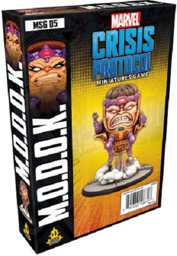 Marvel Crisis Protocol Miniatures Game Modok Expansion