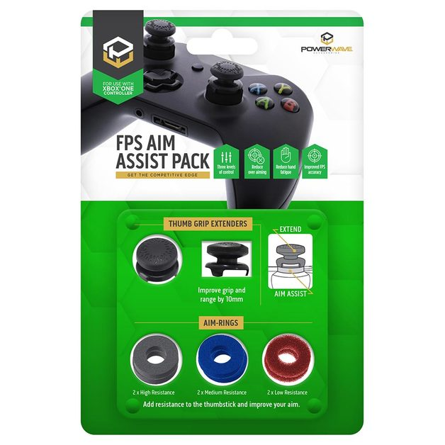Powerwave Xbox One FPS Aim Assist Pack for Xbox One