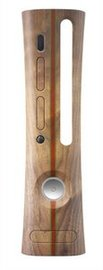 Xbox 360 Faceplate Wood Grain for Xbox 360