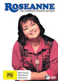 Roseanne - Complete Season 4 (3 Disc Set) DVD