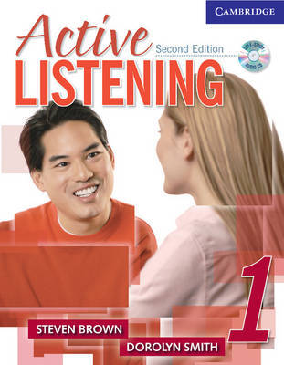 Active Listening 1 Student's Book with Self-study Audio CD: Level 1 by Dorolyn Smith image