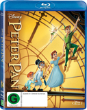Peter Pan on Blu-ray