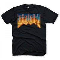 Doom Logo T-Shirt (Small)