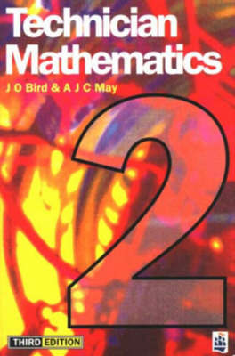 Technician Mathematics: Level 2 by John O. Bird image