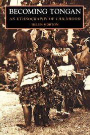 Becoming Tongan by Helen Morton image