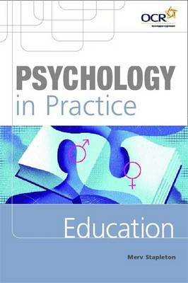 Psychology In Practice: Education by Merv Stapleton image