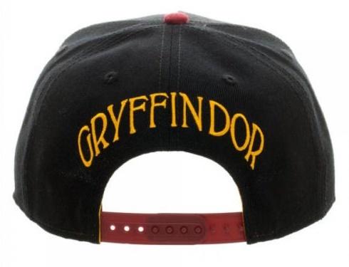 Harry Potter: Gryffindor Crest - Snapback Cap image