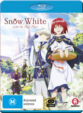 Snow White with the Red Hair - Complete Season 1 on Blu-ray