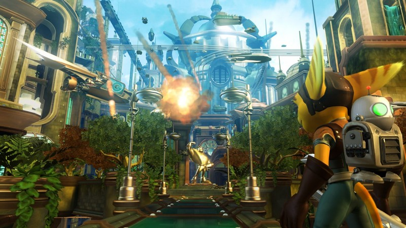 Ratchet & Clank Future: Tools of Destruction (Platinum) for PS3 image