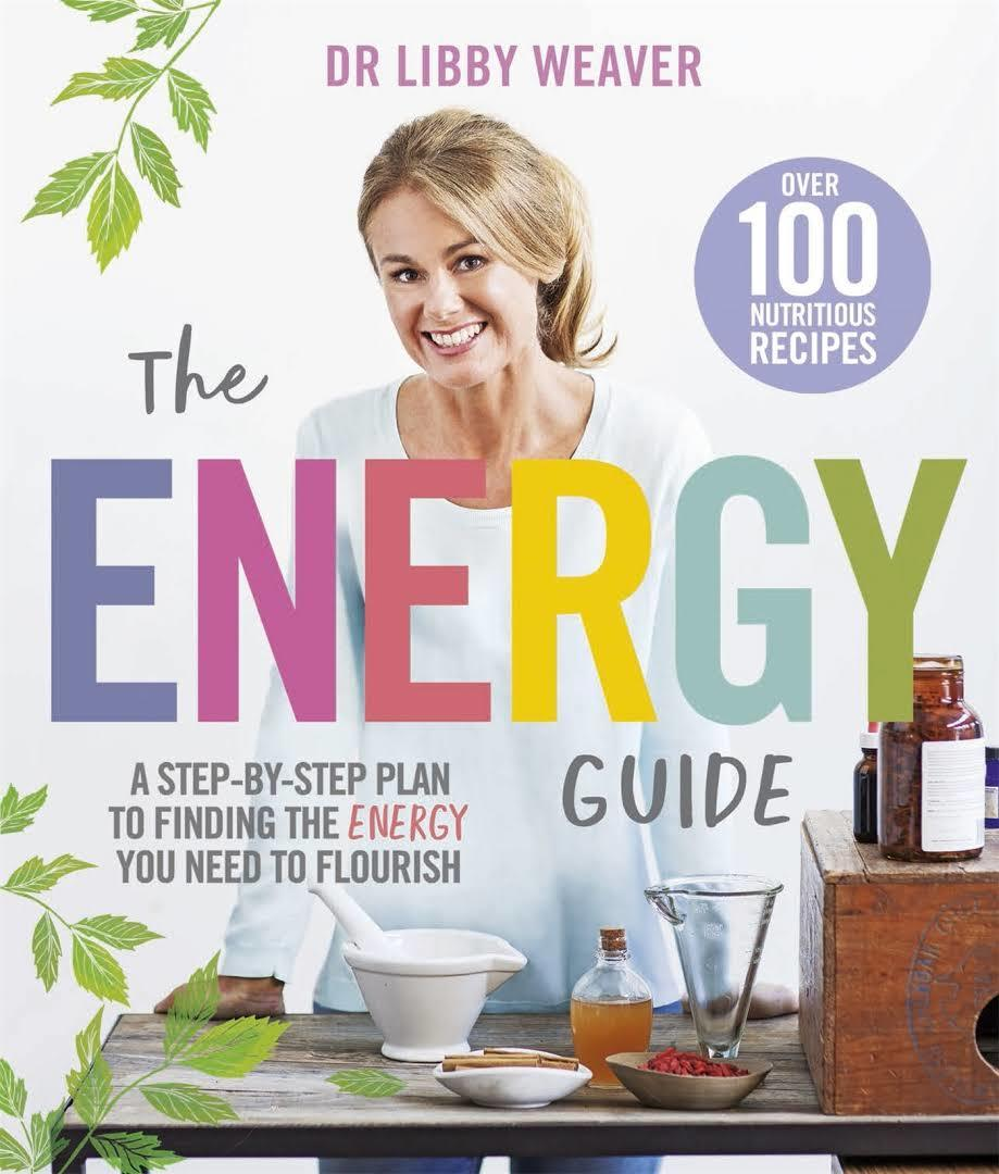 The Energy Guide by Libby Weaver image