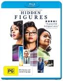 Hidden Figures on Blu-ray