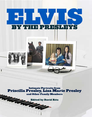 Elvis by the Presleys by Priscilla Beaulieu Presley image