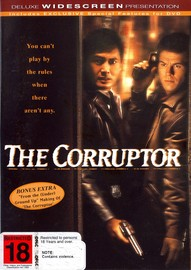 The Corruptor on DVD image