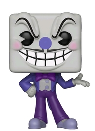 Cuphead - King Dice Pop! Vinyl Figure (with a chance for a Chase version!)