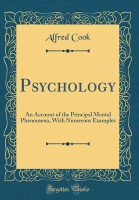 Psychology by Alfred Cook