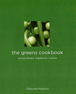 The Greens Cookbook by Deborah Madison image