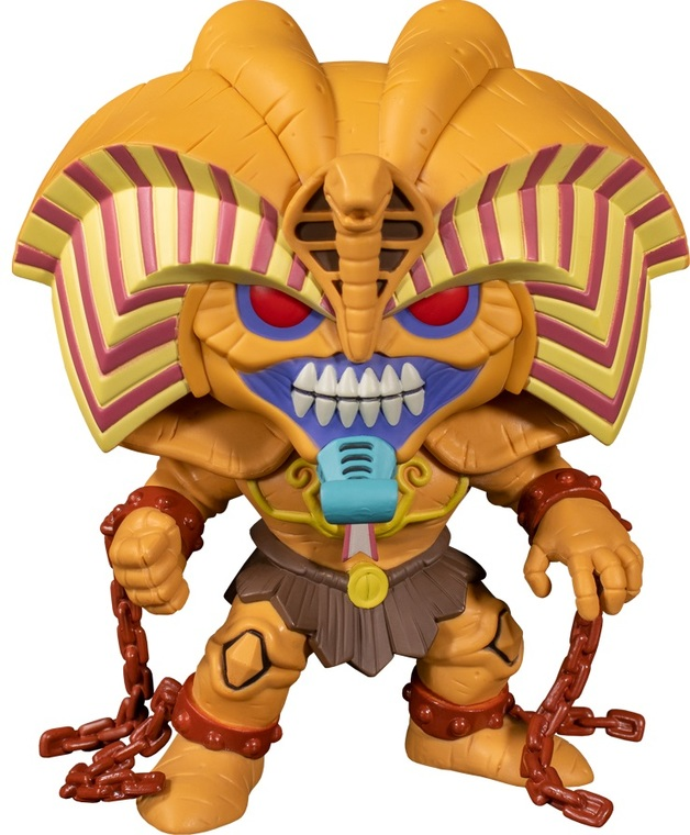 "Yu-Gi-Oh! - Exodia (The Forbidden One) 6"" Pop! Vinyl Figure"