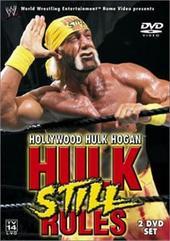 WWE - Hulk Still Rules on DVD