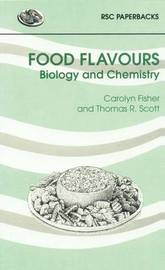 Food Flavours by Carolyn Fisher image