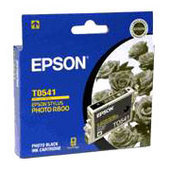 Epson T0541 Black Ink Cartridge R800 R1800