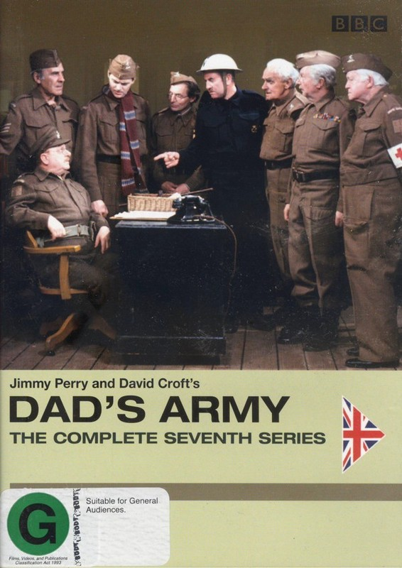 Dad's Army - The Complete 7th Series on DVD