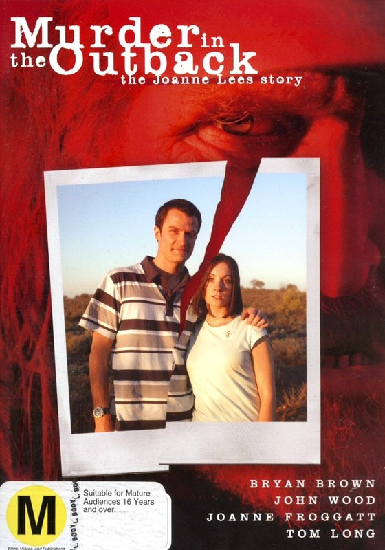 Murder In the Outback - The Joanne Lees Story on DVD