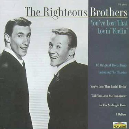 You've Lost That Lovin Feelin' by The Righteous Brothers image