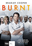 Burnt DVD