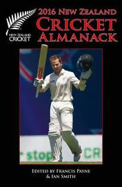 2016 Cricket Almanack by Francis Payne
