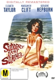 Suddenly, Last Summer [Digitally Remastered] DVD