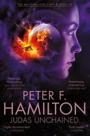 Judas Unchained by Peter F Hamilton image