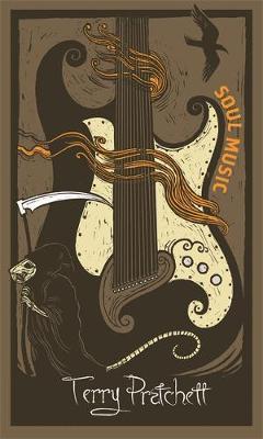 Soul Music by Terry Pratchett image