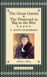 "The ""Great Gatsby"" and ""The Diamond as Big as the Ritz"" by F.Scott Fitzgerald image"